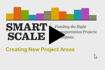 SMART SCALE: Creating New Project Pages